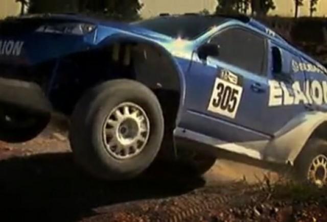 Subaru Forester participa la Raliul Dakar