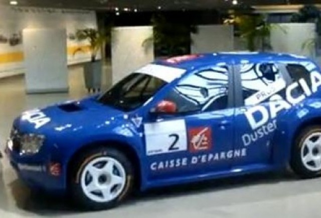 VIDEO: Dacia Duster Andros, prezentata la Paris