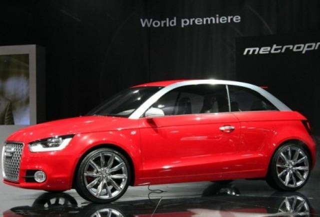 Audi A1 nu va beneficia de tehnologia Quattro