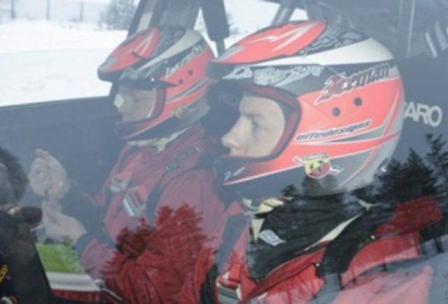 Raikkonen poate pilota in WRC pentru Citroen