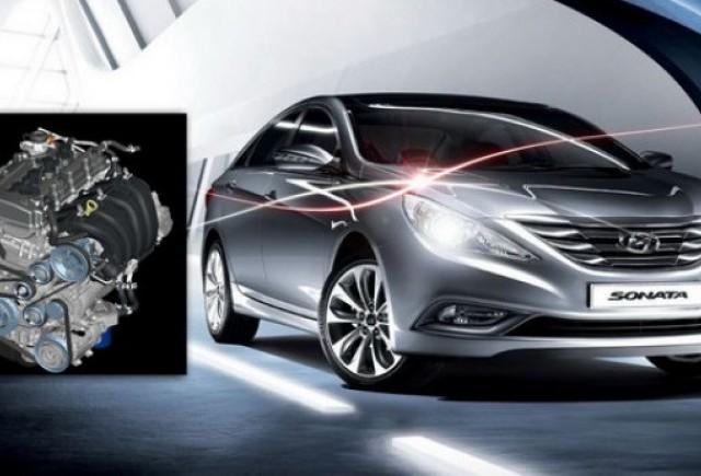 Hyundai a prezentat primul lor motor cu injectie directa