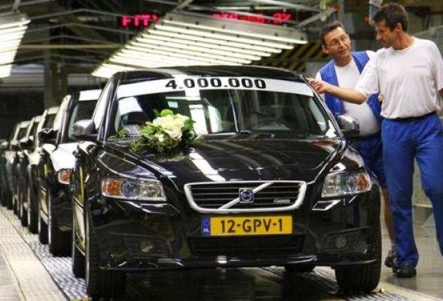 Chinezii nu vor desfiinta fabricile Volvo din Europa