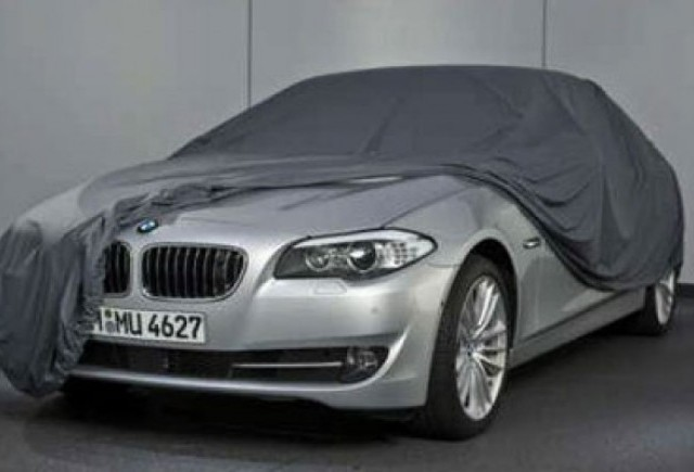 Primele imagini cu noul BMW Seria 5