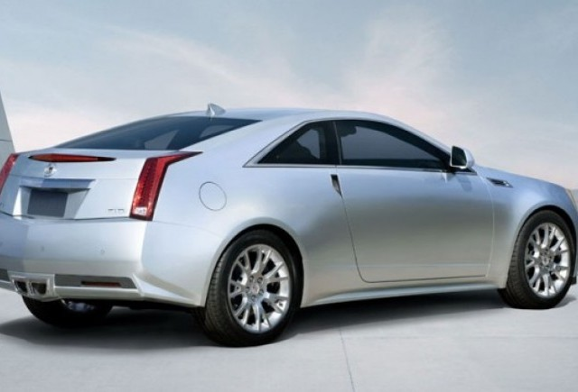 OFICIAL: Cadillac CTS Coupe