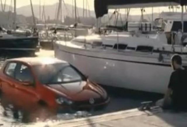 VIDEO: Spot genial la Volkswagen Golf