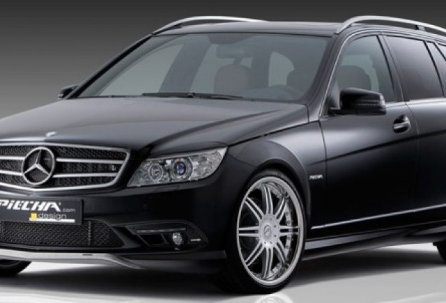 Mercedes C-Class Estate, by Piecha Design