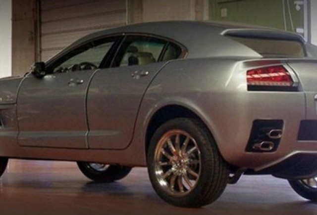 Fornasari, versiunea italiana pentru BMW X6 M