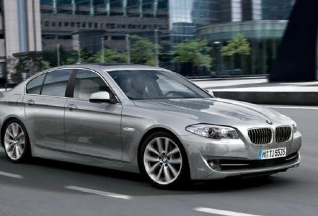 OFICIAL: Noul BMW Seria 5