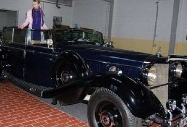 Un miliardar rus a cumparat Mercedesul lui Hitler