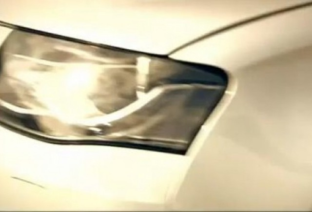 VIDEO: Teaser la Audi A8
