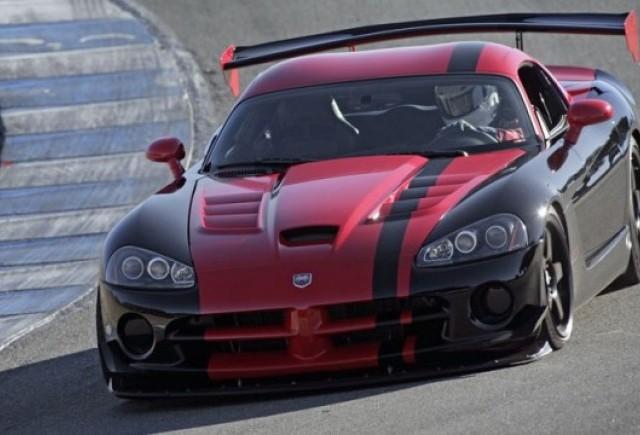 Noul monstru Dodge Viper ACR