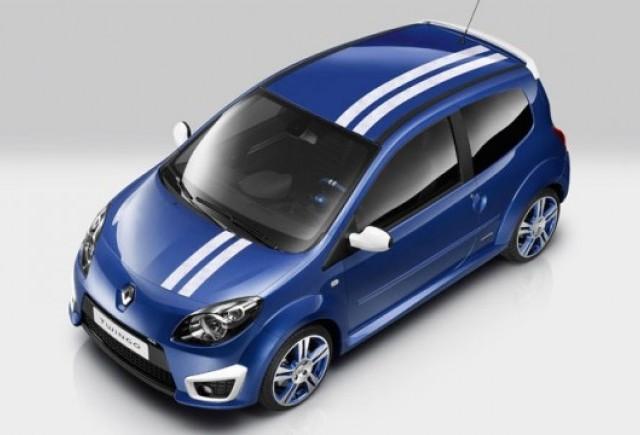 Renault a prezentat noul Twingo Gordini RS