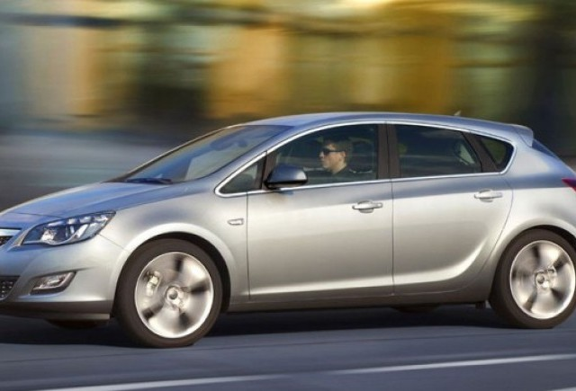 Noul Opel Astra, 5 stele la Euro NCAP