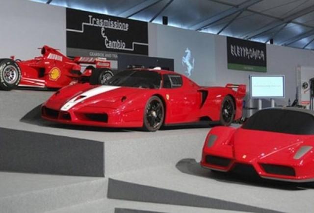 Ferrari Twin-Turbo F70