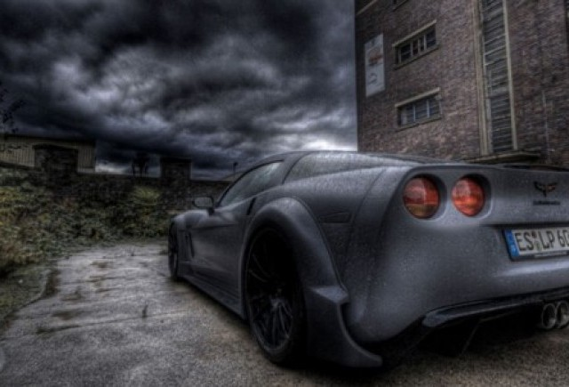 Corvette C6 BlackForceOne, by Loma Performance
