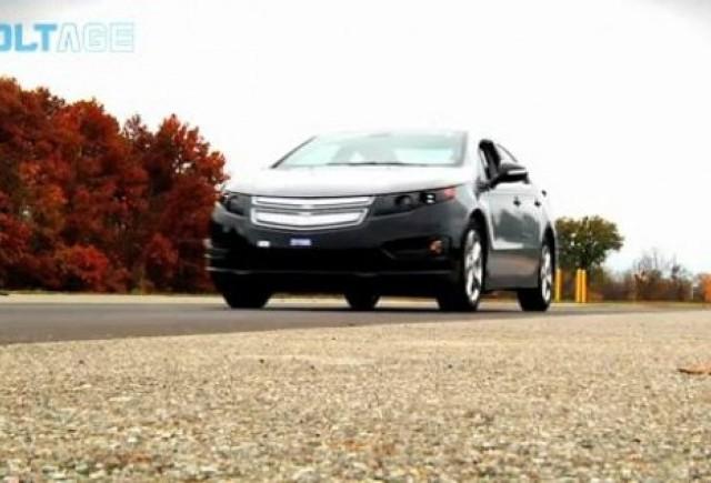 VIDEO: Chevrolet Volt va avea un sistem de avertizare pentru orbi