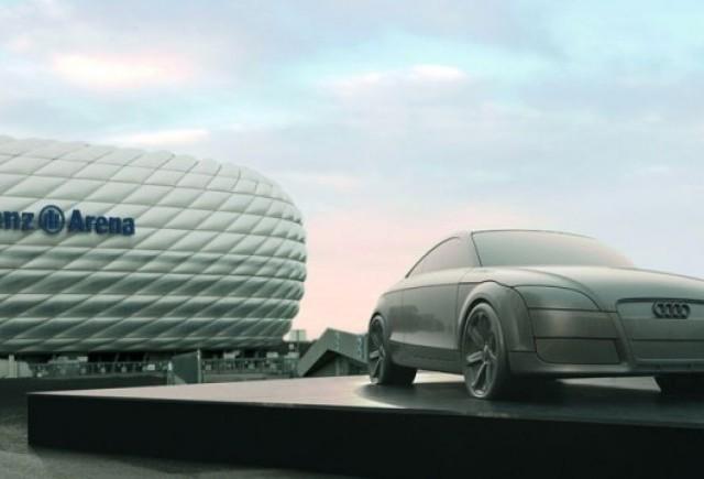 Audi devine actionar la Bayern Munchen