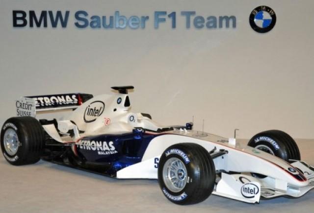 Peter Sauber a cumparat echipa BMW Sauber