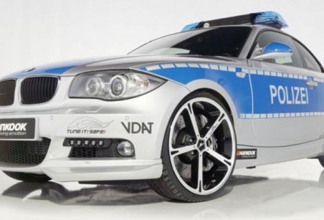AC Schnitzer, BMW 123d pentru Politia germana