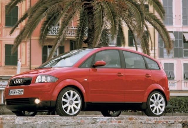 Audi confirma renasterea modelului A2