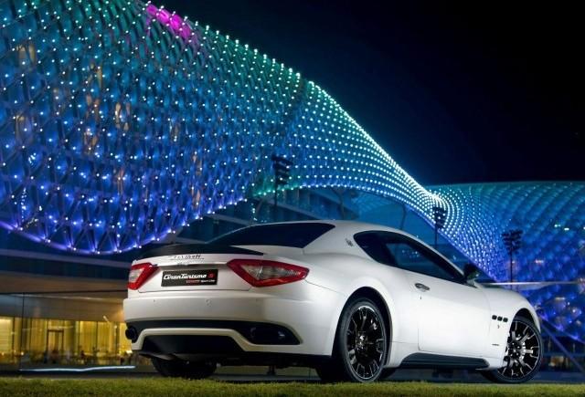 Editie speciala Maserati GranTurismo S MC Sport Line