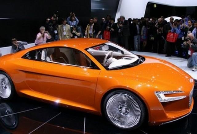 Concept car: Audi e-tron