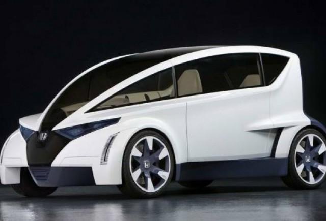 Honda P-NUT Micro Coupe Concept