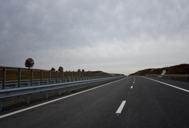 Sofer roman prins pe contrasens pe Autostrada Transilvania