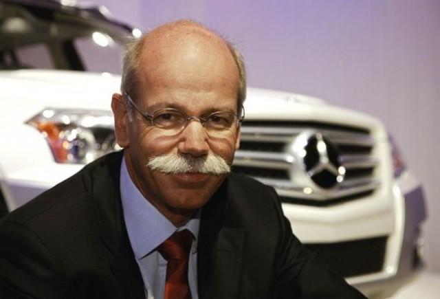 Dieter Zetsche este noul presedinte ACEA