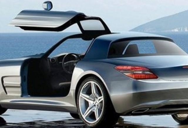 Mercedes SLS AMG va costa 190.000 euro