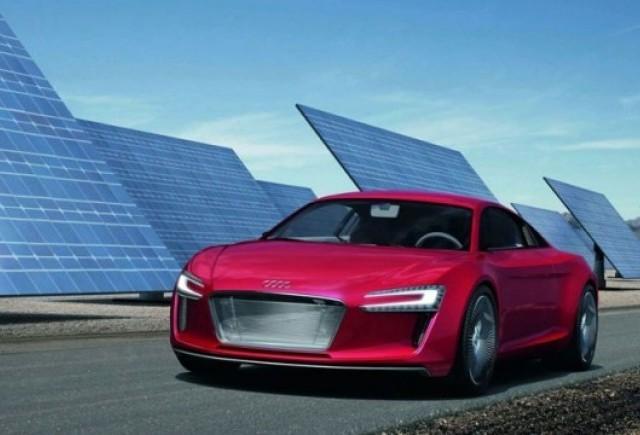 Audi e-Tron va fi produs in 1.000 de exemplare