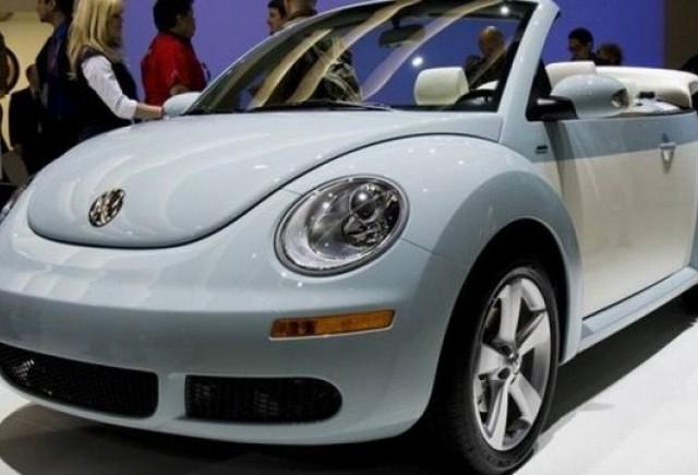 La revedere New Beetle!