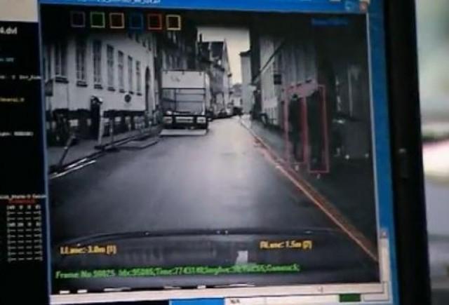 VIDEO: Sistemul de detectare a pietonilor, testat de Volvo la Copenhaga