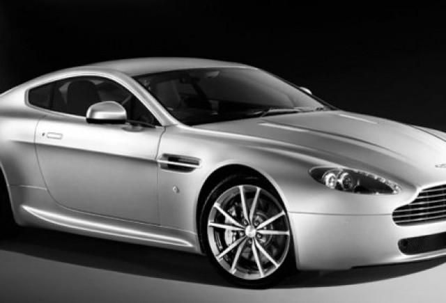 Aston Martin Vantage facelift