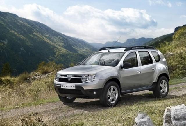 Dacia va produce in Romania 150.000 unitati Duster pe an