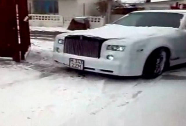 VIDEO: Rolls-Royce Borat-Klasse