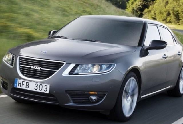 Saab a vandut patentul modelului 9-5 chinezilor de la BAIC