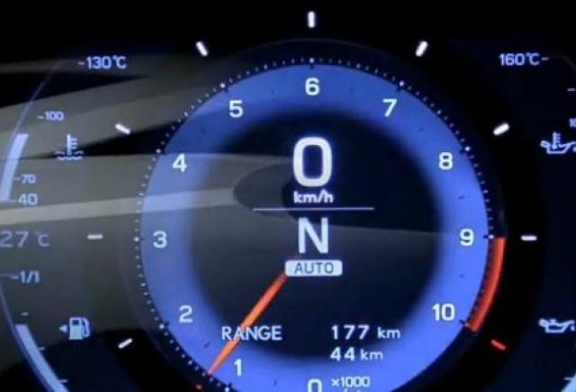 VIDEO: Lexus LF-A suna ca o masina de Formula 1