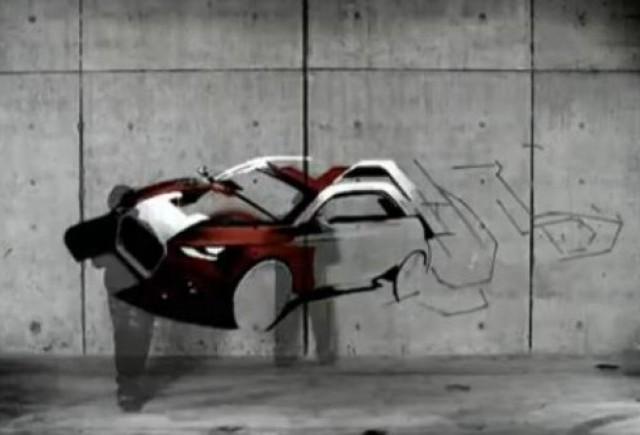 VIDEO: Audi pregateste lansarea lui A1