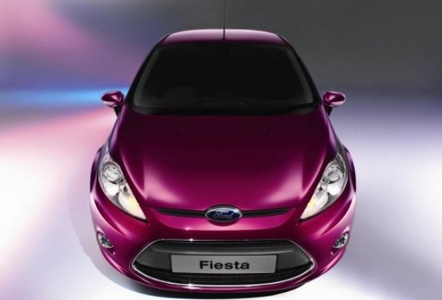 Ford Fiesta este Masina Anului 2010 in Romania