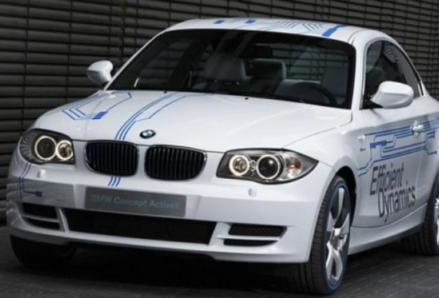 Salonul Auto de la Detroit: BMW Seria 1 ActiveE