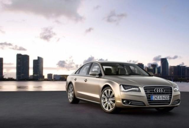 Audi A8 va costa peste 90.000 de euro