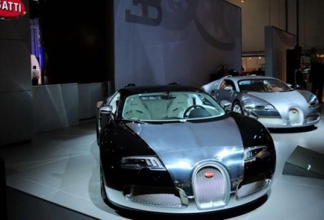 Bugatti Veyron: 3 noi editii speciale doar pentru Orientul Mijlociu