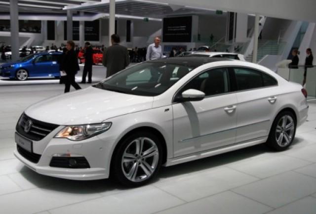 Volkswagen Passat CC R-line:disponibil in Europa