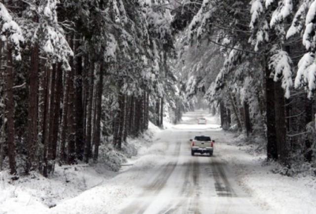 Sfaturi de condus pe timp de iarna