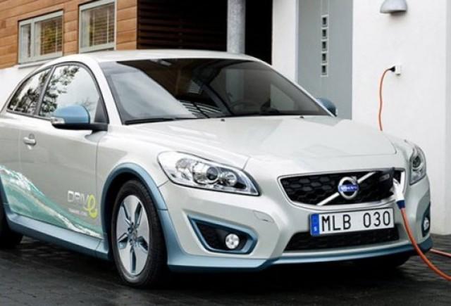 Volvo prezinta noul C30 electric