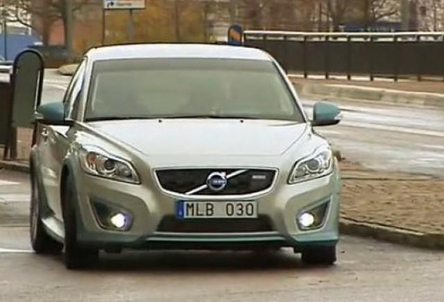 VIDEO: Noul Volvo C30 electric se prezinta