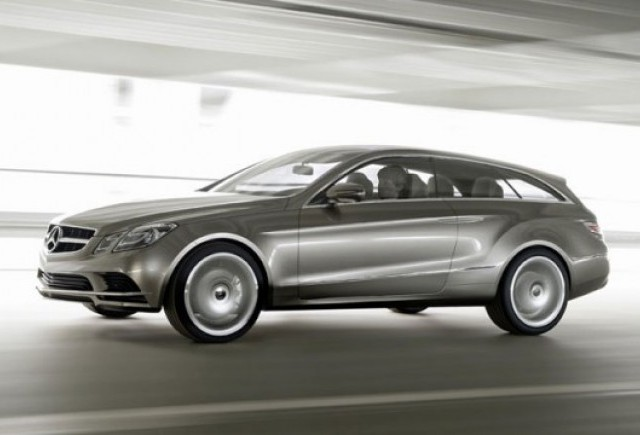 Mercedes pregateste CLS Shooting Brake