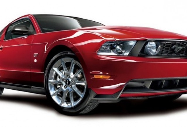 Mustang GT 2011 va primi motorul V8 de 5.0 litri cu 412 CP
