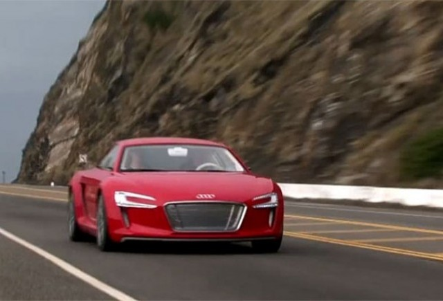 Video: Audi E-Tron drive test